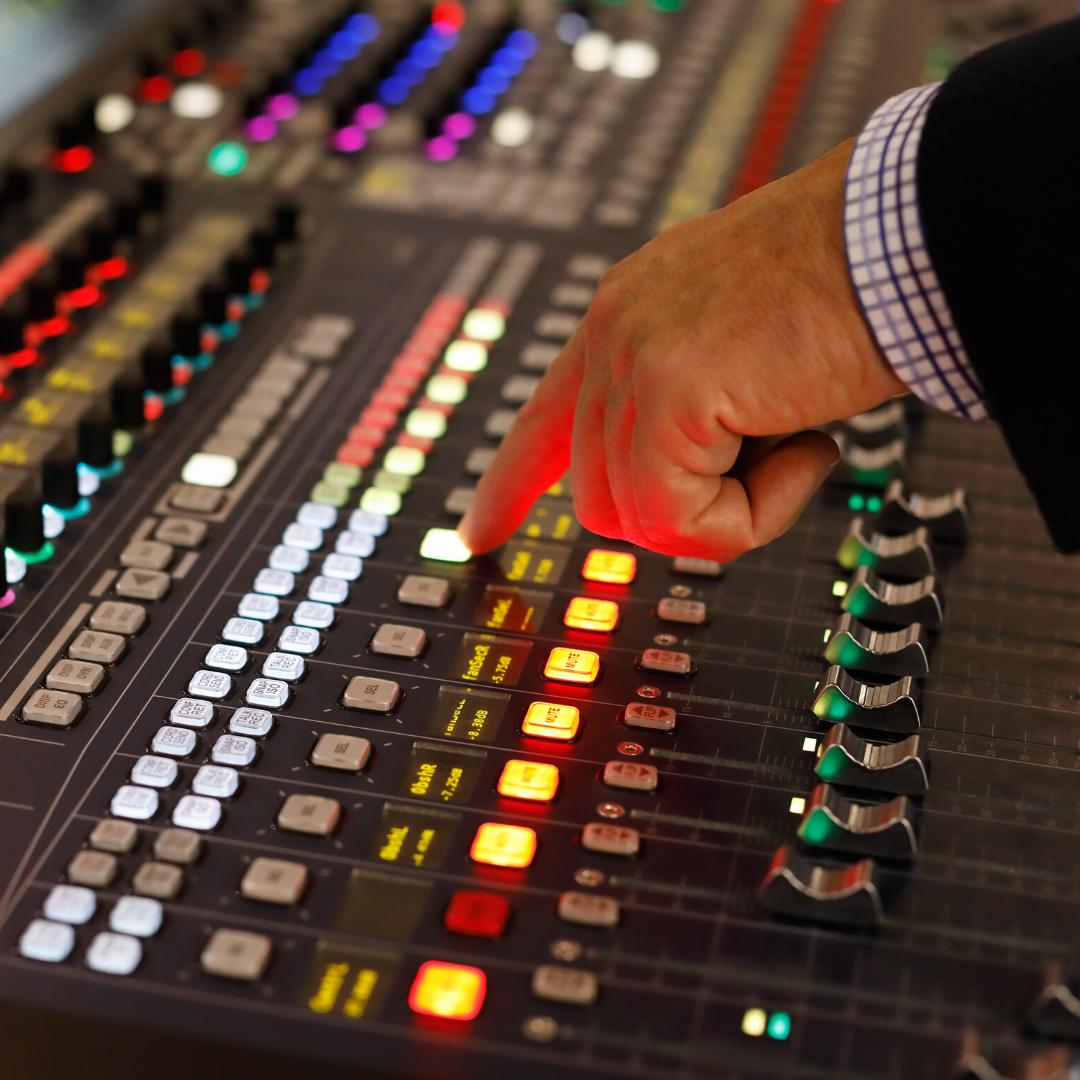 Sonido directo Streaming Conciertos